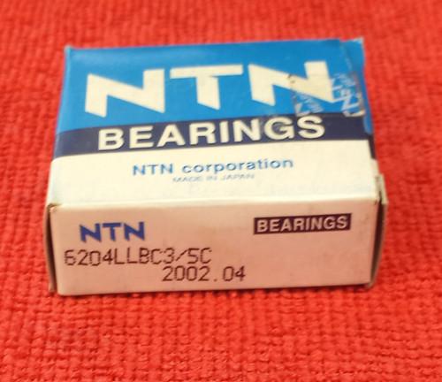 NTN 6204LLBC3/5C Radial Bearing