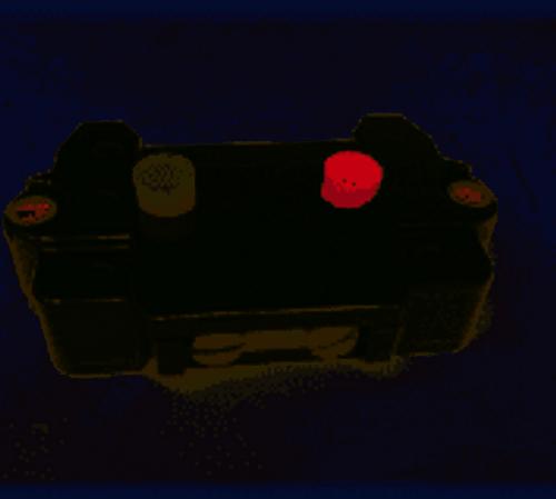 Allen Bradley X-216829 Push Button Assembly