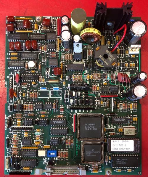 Emerson 8712-0527 Circuit Control Board