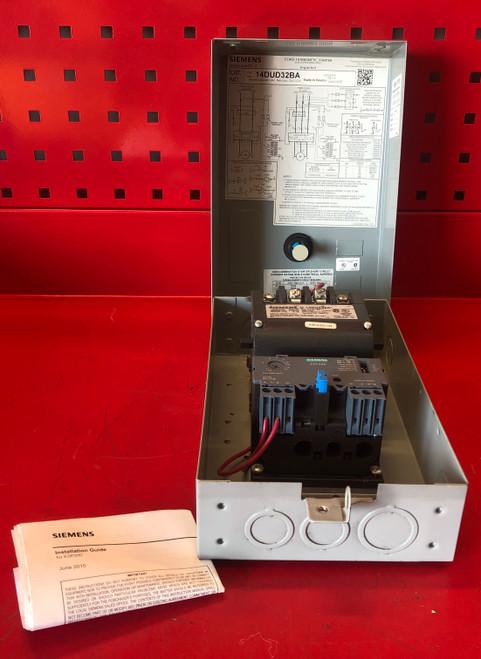 Siemens 14DUD32BA Motor Starters