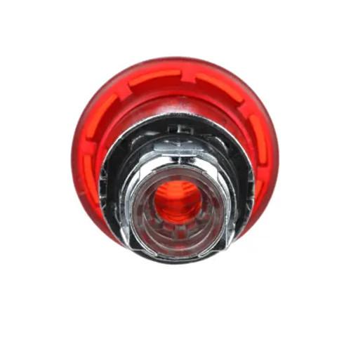 Schneider Electric ZB4 BW643 Red Knob Push Button