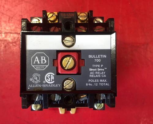 Allen Bradley 700-P200A1 Contact Relay Series B