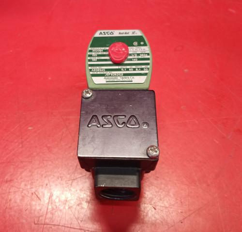 Asco JSF8262G2 Solenoid Valve