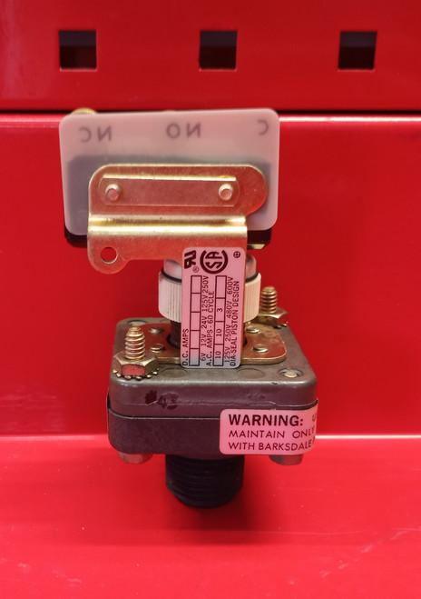 Delaval Barksdale Controls E1S H90-PLS Dia-Seal Piston Pressure Switch