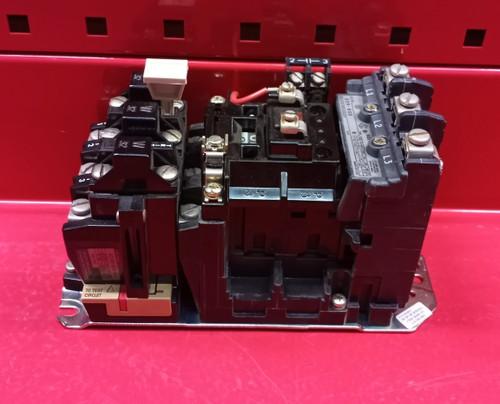 Allen Bradley 509-BOD w/1 Aux Contact & W32 Heaters Starter (Used)