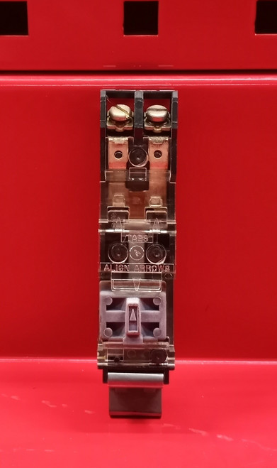 Allen Bradley 595-A Series B Auxiliary Contact