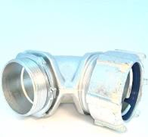 """Thomas & Betts 5257 Noninsulated Connector, 2"""" Conduit"""