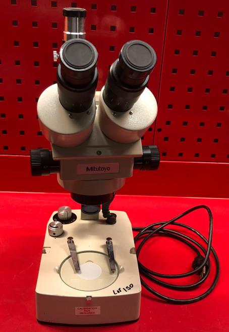Mitutoyo 62951 Microscope