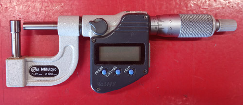 MITUTOYO 395-264 Digital Tube Micrometer