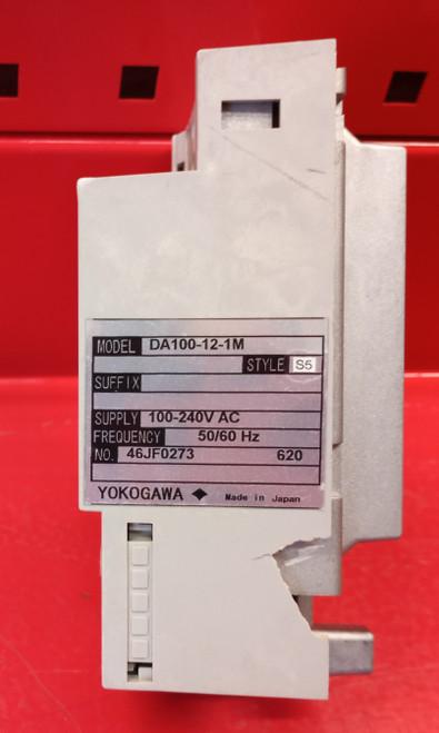 Yokogawa DA100-12-1M Data Acquisition Unit