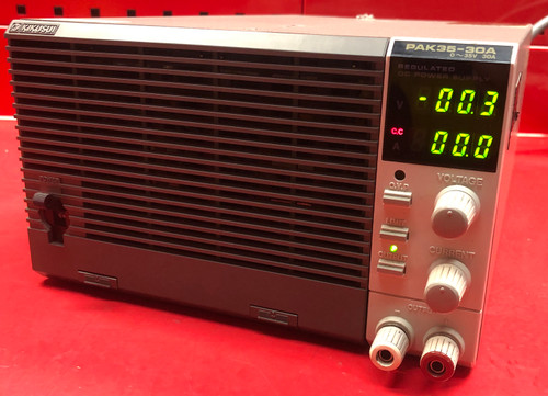 Kikusui PAK-35-30A Switching Type DC Power Supply