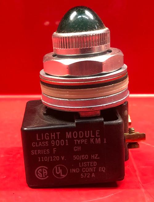 Square D 9001KM1 Series F Pilot Light