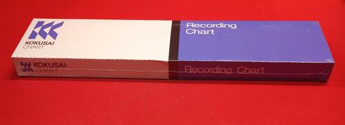 Kokusai Chart B9627RY KC Chart Recorder Paper