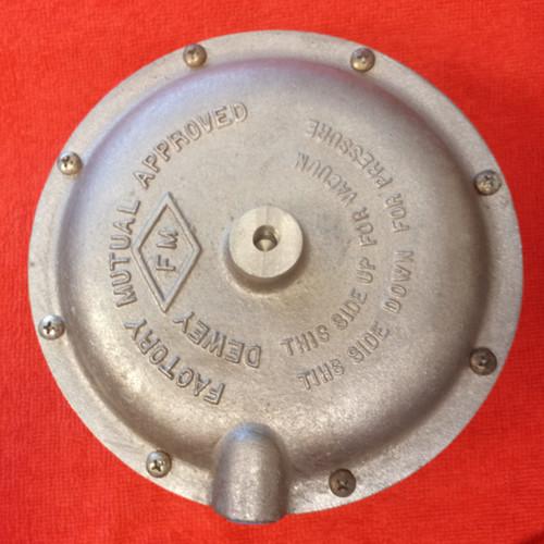 Dewey 114AF Vacuum/Pressure Switch