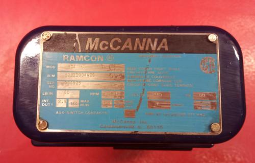 McCanna Ramcon 8C4 Actuator