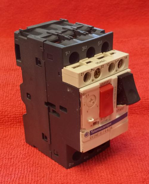 Telemecanique GV2ME10 Motor Circuit Breaker