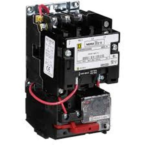Square D 8536SBO2V02S Motor Starter