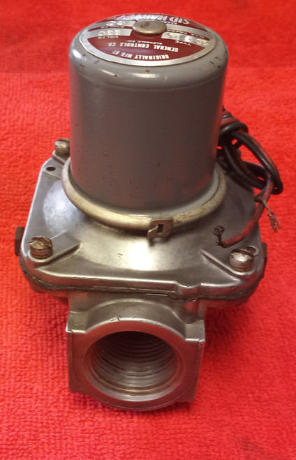 General Controls Type K3A Magnetic Valve