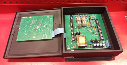 North American Manufacturing Company H6195B Electronic Controller