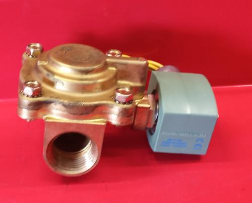 Asco 8220G25 Steam/ Hot Water Solenoid Valve