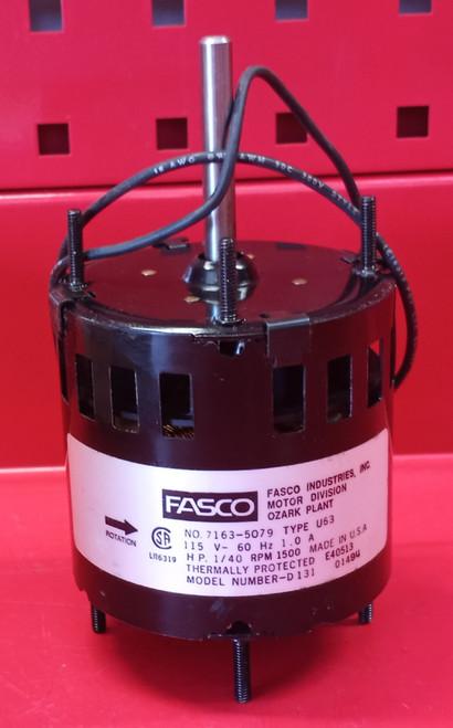 Fasco D131 Electric Motor