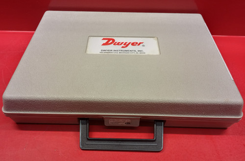 Dwyer Model 475-1T-FM-AV Air Velocity Kit