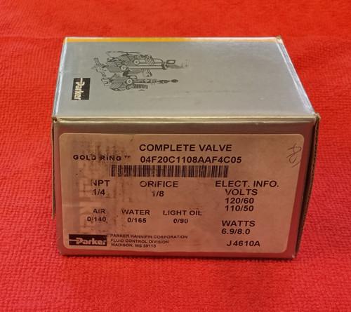 Parker 04F20C1108AAF4C05 Solenoid Valve