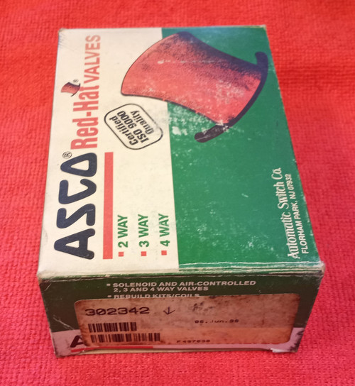 Asco 302342 Valve Repair Kit