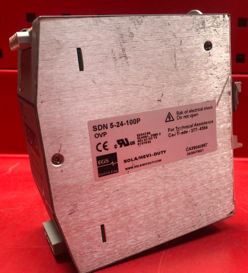 Sola SDN 5-24-100P Power Supply