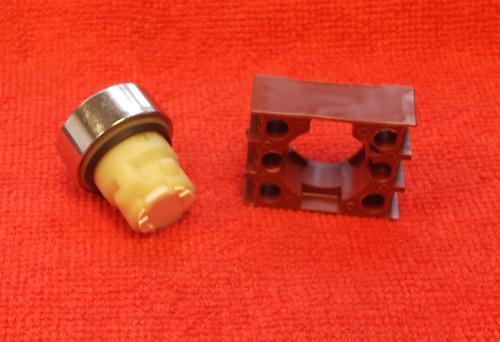Siemens 3SB02-PFR Flush Red Pushbutton