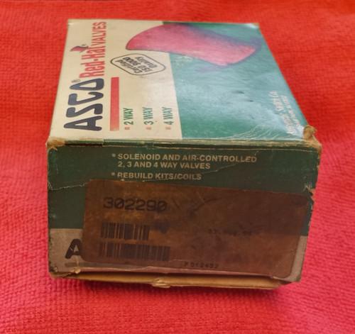 Asco 302290 Valve Rebuild Kit