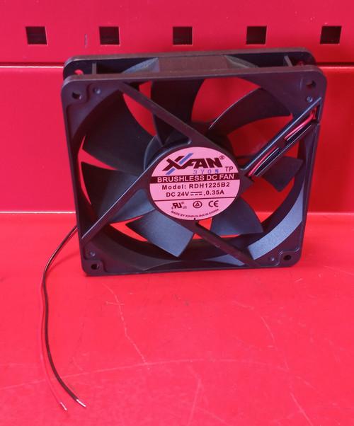 XFan Model RDH1225B2 Brushless DC Fan