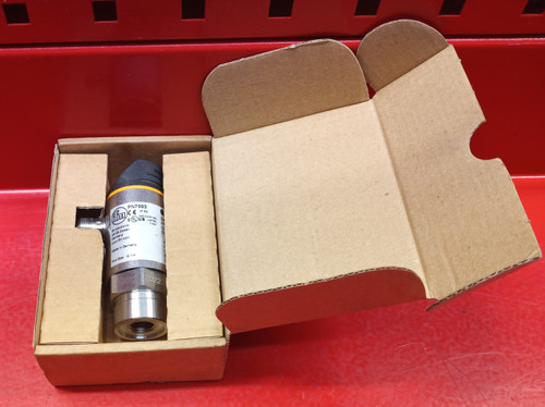 IFM PN7003 Pressure Sensor With Digital Display