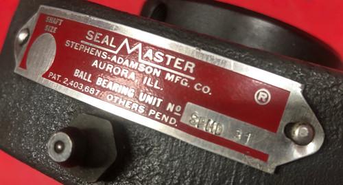 Sealmaster SPMD-31 Pillow Block Bearing