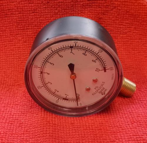 Marshall Bellofram G22699 0-10PSI  Diaphragm Gauge