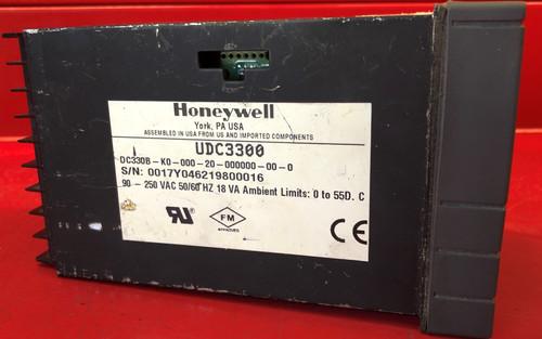 Honeywell UDC3300 (DC330B-K0-000-20-000000-00-0) Digital Controller