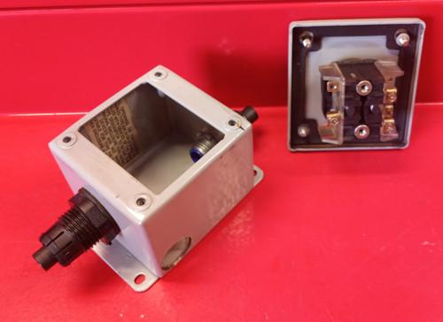 Hoffman T-930335 Type 12&13 Industrial Control Panel Enclosure