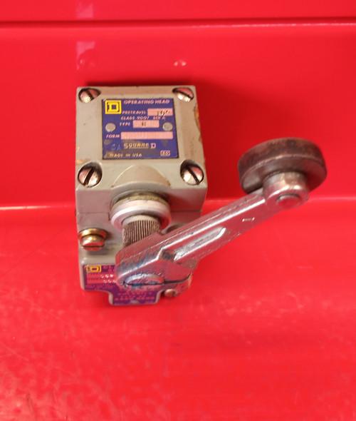 Square D C52N2 Limit Switch