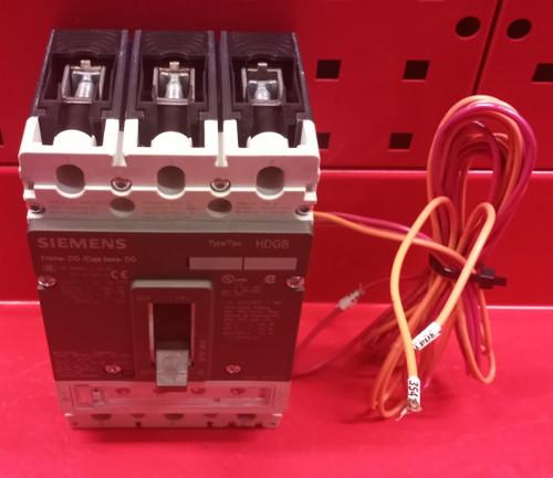 Siemens HDK3T100 100 AMP Circuit Breaker
