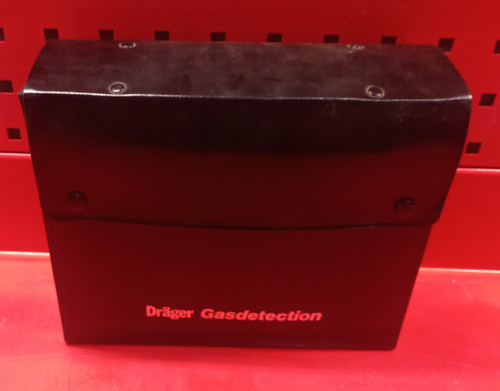 Drager Gasdetection 6400000 Accuro Pump With Case