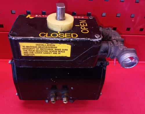 Keystone Valve 020-790-200 Pneumatic Actuator