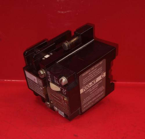 Allen Bradley 700-NT Series C Pneumatic Time Delay