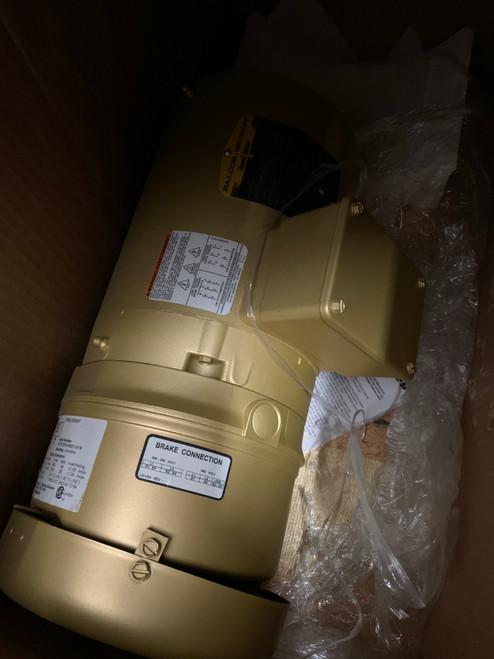 Baldor Reliance  Super E Motor 1 HP VEBM3546T