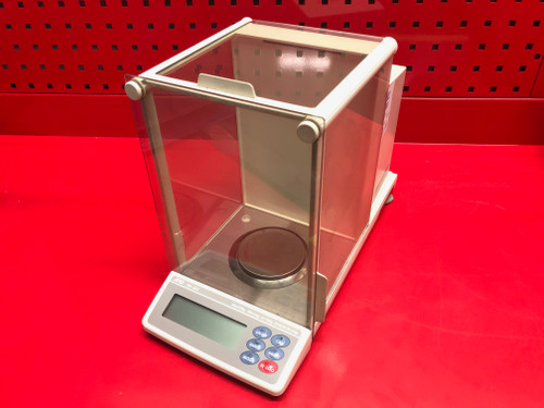 A&D ANALYTICAL BALANCE SCALE GH-202 - 220G X 0.0001G
