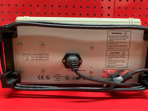 BK Precision Model 2120B 30Mhz Dual Trace Oscilloscope