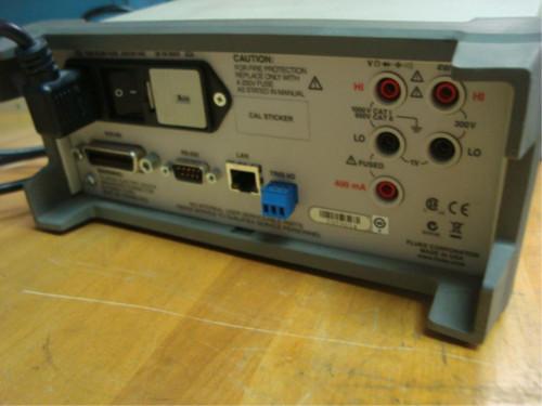 Fluke Model 8845A Digital Multimeter