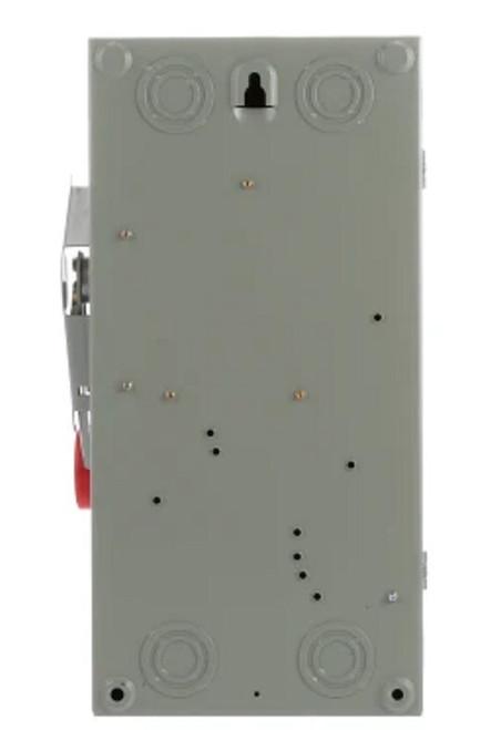 Eaton Cutler Hammer DH361UGK SWITCH; HEAVY DUTY SAFETY; 3 POLE; 30A;