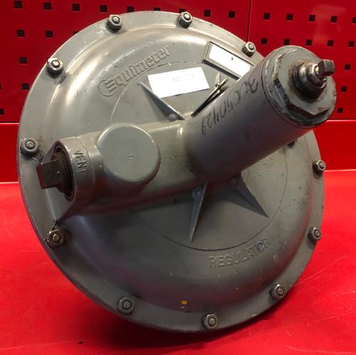 "Equimeter 122-12 Gas Regulator 12"" to 28"" w.c.   (Used)"