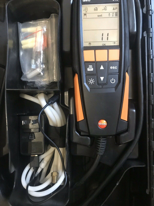 Testo 310 Combustion Analyzer  *For Parts only