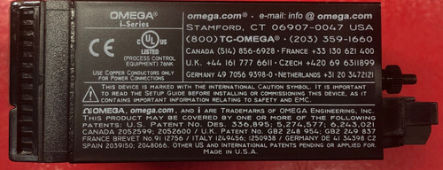 Omega Engineering CNi833 Programmable Temp/Pressure Controller